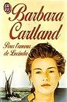 Pour l'amour de Lucinda par Cartland