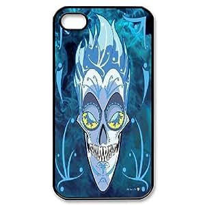 LTTcase Custom Sugar Skull Case for iphone 4,4s