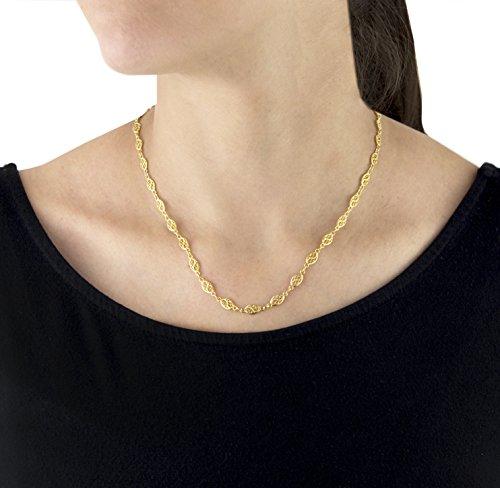 Carissima Gold - Chaîne - Femme (9 cts)