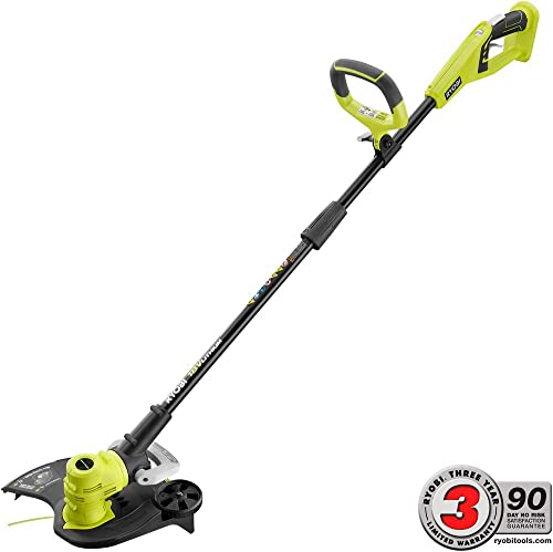 Ryobi ZRP2008A ONE 18-Volt Lithium-Ion Cordless String Trimmer Edger Tool Only