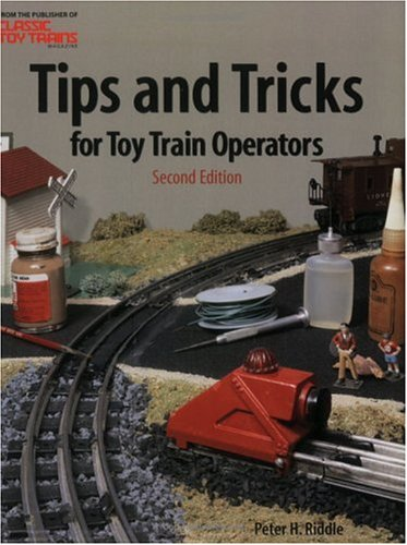 Read Online Tips and Tricks for Toy Train Operators ebook