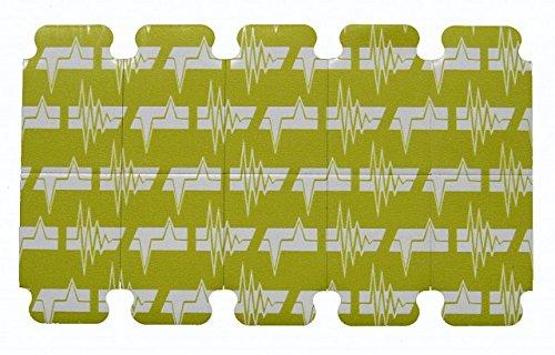 FIAB f3001ecg électrodes à timbre pregellati jetables pour eCG, 23x 34mm 23x 34mm