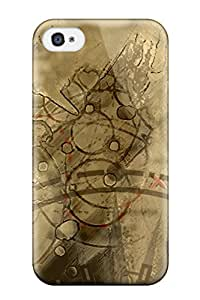 Hot Fashion AJfXrcn675ozVzN Design Case Cover For Iphone 4/4s Protective Case (beautiful Off The Map )