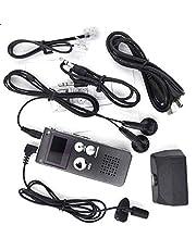 مشغل ام بى 3  و مسجل  مكالمات هواتف ثابته و مسجل صوتى