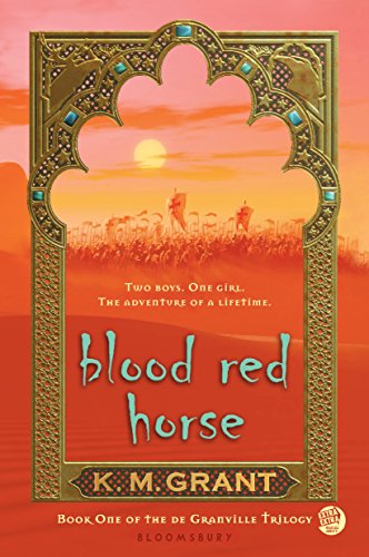 - Blood Red Horse (The deGranville Trilogy Book 1)