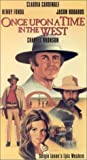 Once Upon a Time in the West [VHS]