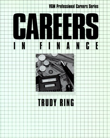 Careers in Finance (McGraw-Hill Professional Careers)