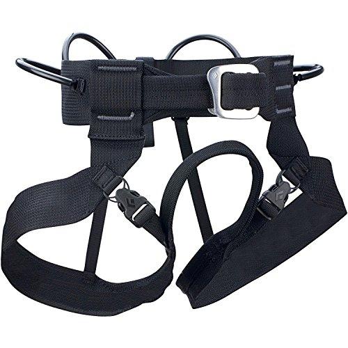 - Black Diamond Alpine BOD Harness, Large, Black