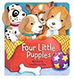 img - for Four Little Puppies book / textbook / text book