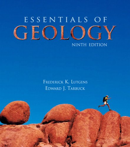 Essentials of Geology, 9th Edition