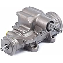 Remanufactured Power Steering Gearbox For Chevy GMC & Hummer 3 Master Spline - BuyAutoParts 82-00128R Remanufactured