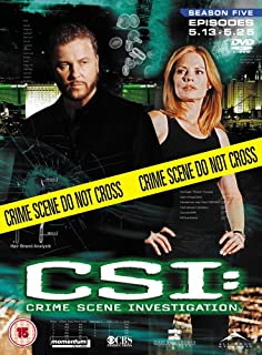 Csi: crime scene investigation las vegas season 4 part 1 dvd.