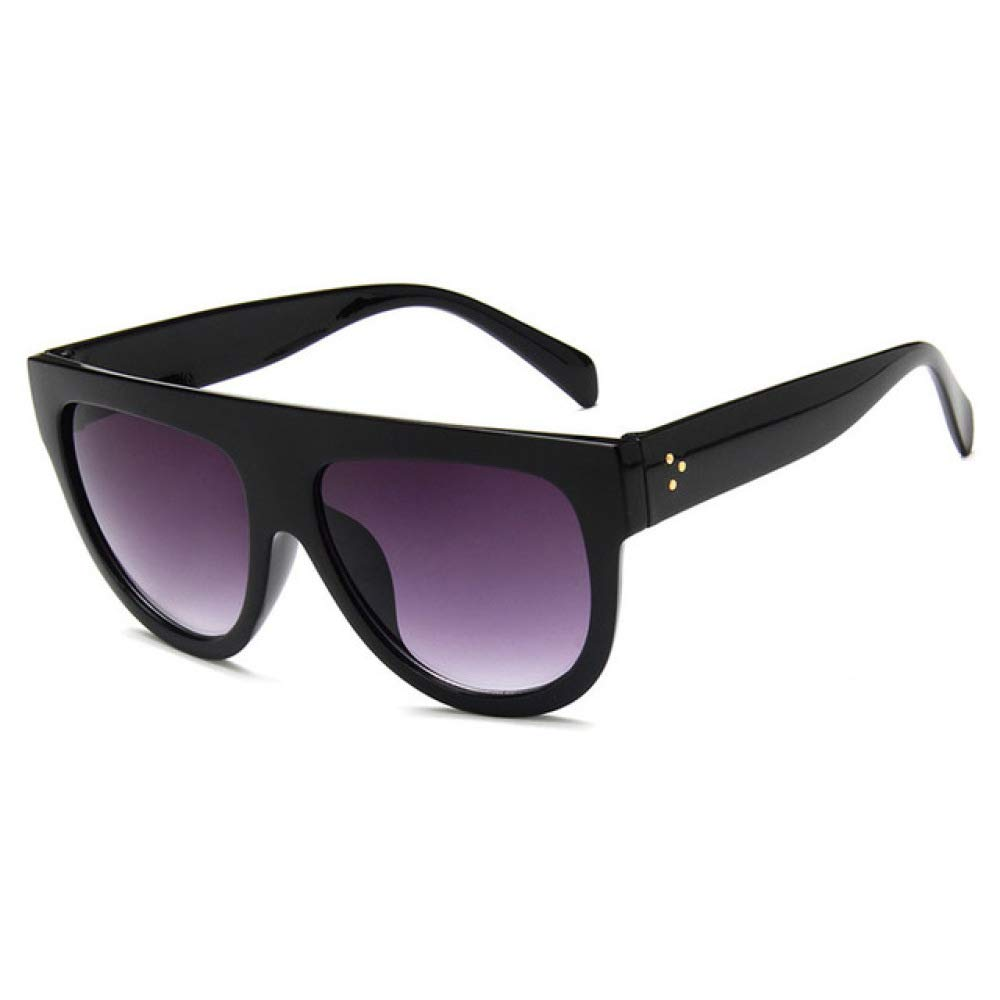 Yangjing-hl Gafas de Sol cuadradas Mujeres Hombres Gafas de ...