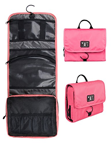 BAGSMART Hanging Travel Toiletry Bag