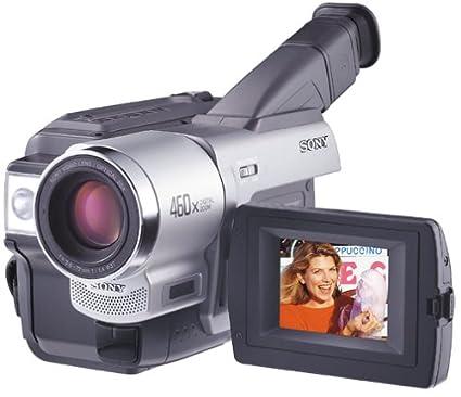 amazon com sony ccd trv58 20x optical zoom 460x digital zoom hi8mm rh amazon com sony ccd-trv58 hi8mm camcorder manual sony ccd-trv58 manual