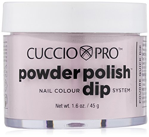 (Cuccio Pro Dipping Powder, Bubble Bath Pink, 1.6 Ounce)