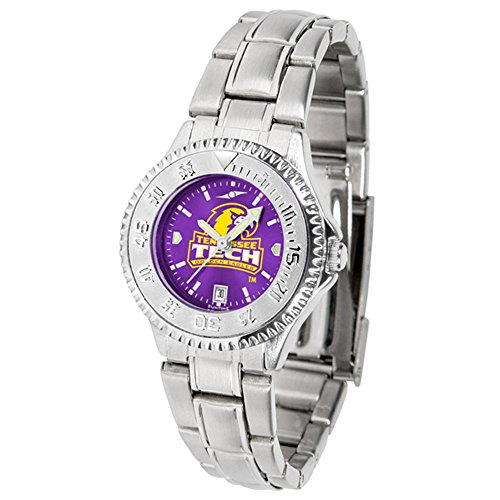 - New Linkswalker Tennessee Tech Eagles Ladies' Competitor Steel Anochrome Watch