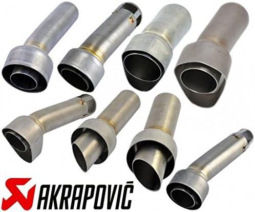 Akrapovic Exhaust Noise Damper V-TUV052L V-TUV052L 1860-0451