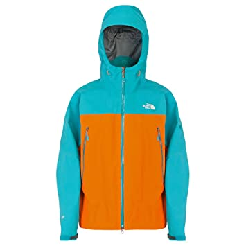 d0a28cddec THE NORTH FACE - veste point five jacket coloris satsuma orange taille l