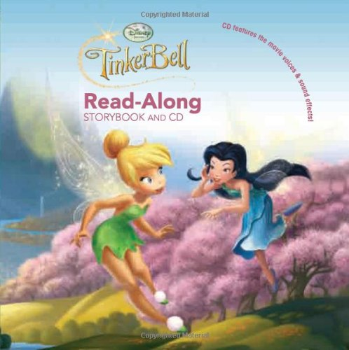Tinker Bell Read-Along Storybook and -