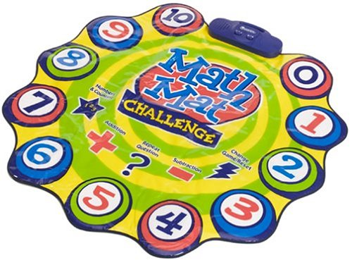 51PEK0W2MVL - Learning Resources Math Mat Challenge Game