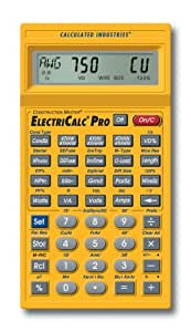Amazon calculated industries 5070 electricalc pro electrical share facebook twitter pinterest keyboard keysfo Gallery