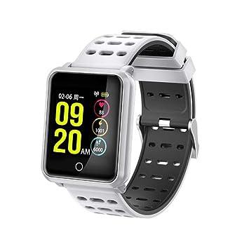 N88 Tracker DActivité Montre Connectée, Fréquence Cardiaque/Surveillance De La Pression Artérielle