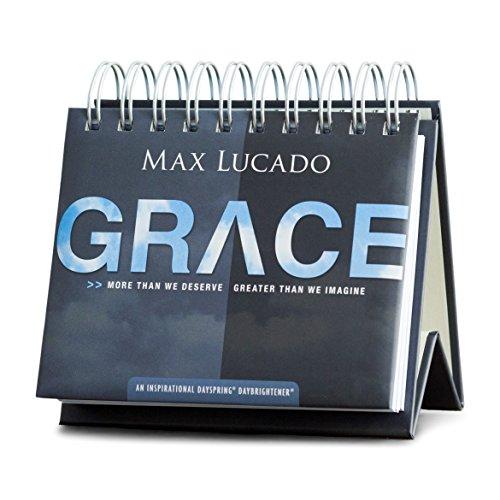 Flip Calendar - Max Lucado - Grace