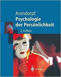 Psychologie der Persönlichkeit (Springer-Lehrbuch)