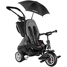 Puky 2414 Ceety CAT S6 Tricycle Black Edition by Puky