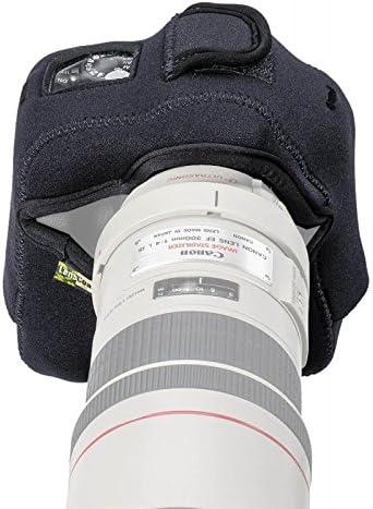 LensCoat Bodyguard Compact CB Anti-Bruit avec Grip Black