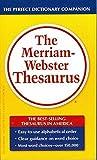 #4: The Merriam-Webster Thesaurus