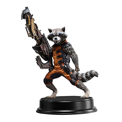 "Price comparison product image Dragon Models 7"" Guardians of The Galaxy - Rocket Raccoon Model Building Kit"