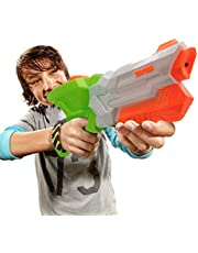 Water Gun Water Blaster, Large Capacity Squirt Gun, Shoots Up to 35 Ft- Game Fun Far Range Party Favor Toy for Kids and Adults