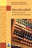 Non solo calcoli: Domande e risposte sui perché della matematica (Convergenze (closed)) (Italian Edition), Vinicio Villani, Claudio Bernardi, porcaro roberto, Sergio Zoccante, 8847026091