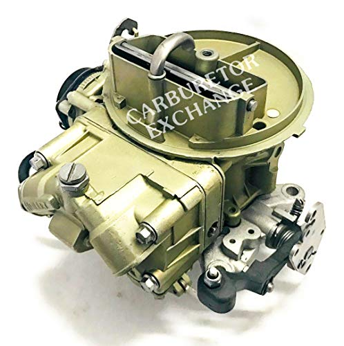 - OMC & Volvo Penta 2 Barrel Holley Marine Remanufactured Carburetor 3.0L