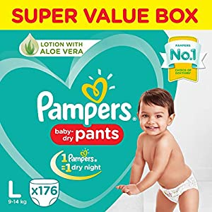 Pampers Diaper Pants Super Value...