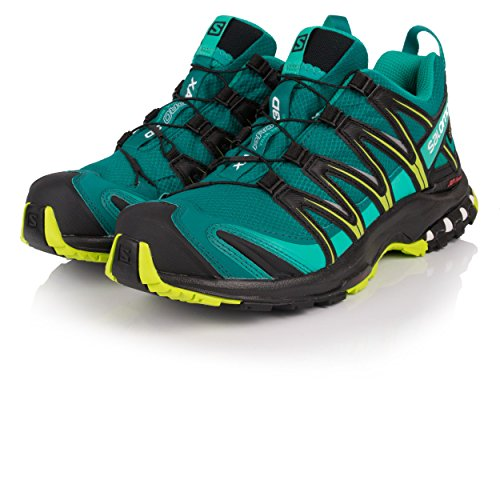 GTX Black XX XA Lake 3D Bleu Femme Trail Salomon Green de Pro Deep Bleu Chaussures 000 Lime UtwBqOCq