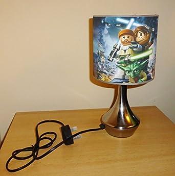 STARWARS / STAR WARS - BEDSIDE LAMP - BOYS BEDROOM LIGHT / LAMP ...
