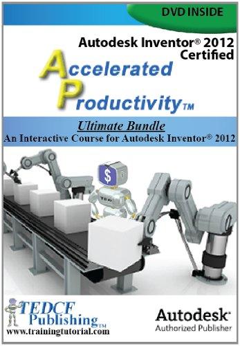 Price comparison product image Autodesk Inventor 2012: Ultimate Bundle