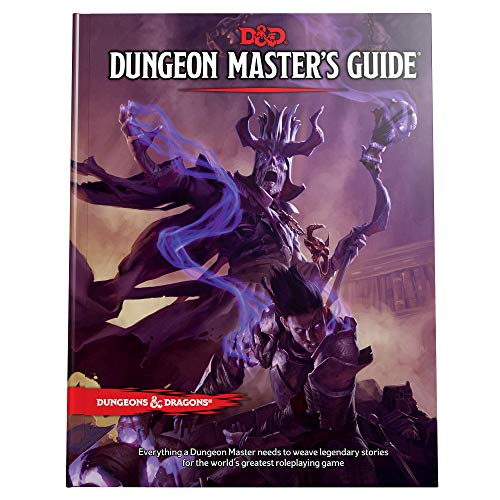 Dungeons & Dragons - D&D - Dungeon Master's Guide