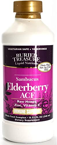 Buried Treasure Elderberry ACF