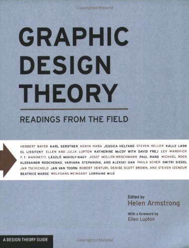51PEPlSsLoL - Graphic Design Theory: Readings from the Field