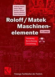Maschinenelemente, Lehrbuch. Tabellenbuch. 2 Bde. mit CD-ROM.