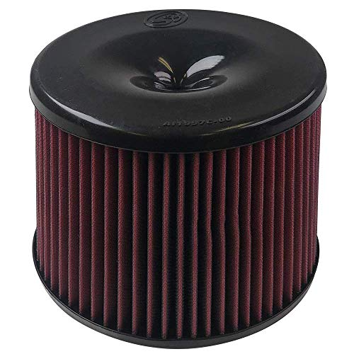 S&B Filters KF-1056 Cold Air Intake Replacement Filter (Cotton Cleanable)