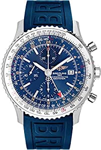 Breitling Navitimer World Blue Dial Men's Watch A2432212/C651-159S