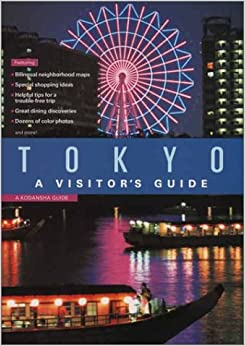 Book Tokyo: A Visitor's Guide