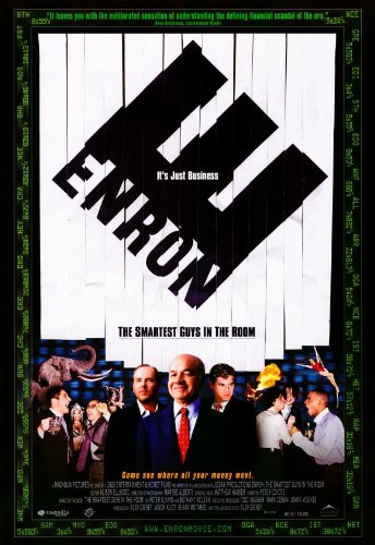 Enron: The Smartest Guys in the Room 11 x 17 Movie Poster - Style A