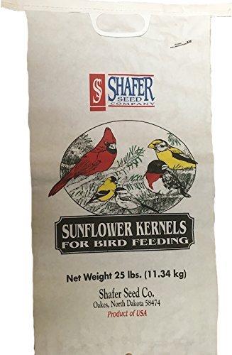 Wagner's 25 lb Sunflower Kernels