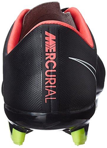 Nike Mercurial Veloce II FG Herren Fußballschuhe Schwarz